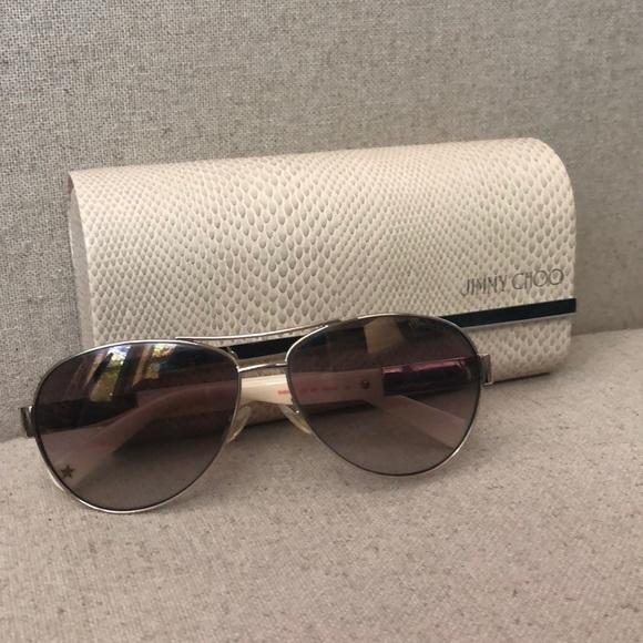 d0dcd842c70a6 Jimmy Choo Accessories - Jimmy Choo Baba Sunglasses